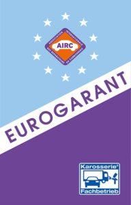 eurogarant des karosseriefachbetriebs koenig